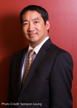 Clarence Low, President & CEO of Archipelago Web